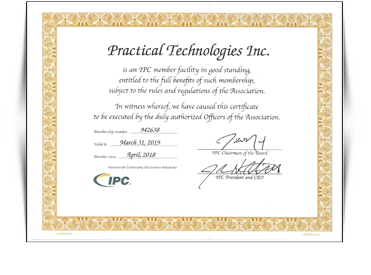 Practical Technologies | An Experienced ISO Certified Company
